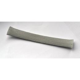 Fletstrømpe 19mm grå