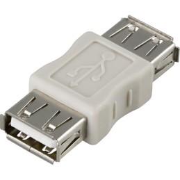 Kønsbytter USB A-A hun